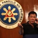 Duterte on kill threat: God will decide