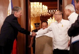 Aquino makes pitch for BBL: Make inclusive governance the norm in Mindanao