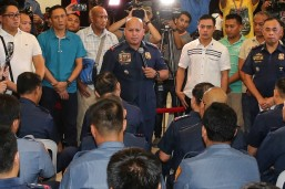 P88-M worth of shabu, bomb components seized from Espinosa's Leyte home