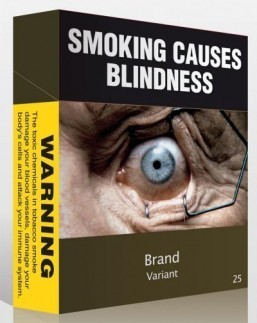 Plain packaging reduces allure of cigarettes: study