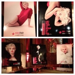 New campaign for Marilyn Monroe, eternal beauty icon
