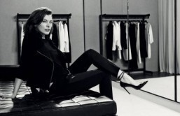 Milla Jovovich designs a new collection for Marella
