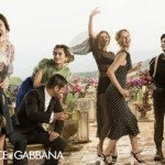 Eva Herzigova and Bianca Balti go Sicilian for Dolce & Gabbana
