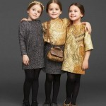 Children's clothing collections echo this season's adult ready-to-wear looks