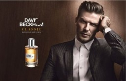 Beckham stars in campaign for his new fragrance