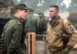 First look at Brad Pitt and Shia LaBeouf as war heroes in 'Fury'