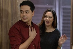 Ruffa had fun working with John Lloyd anew