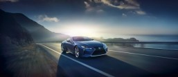 Lexus hybrid sports coupé set for Geneva debut
