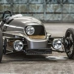Morgan three-wheels into the future