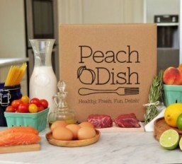 Hilton partners with Peach Dish for 'ready meal' service