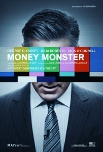 Foster, Clooney, Roberts thriller 'Money Monster' set for Cannes