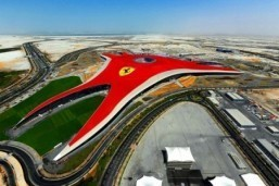 Ferrari signs preliminary deal for theme park in China