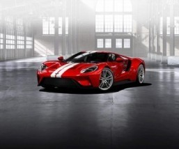 Order books open for the Ford GT