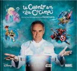 Chef Ferran Adrià creates Disney-inspired recipes for kids