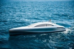 Mercedes-Benz unveils first-ever luxury motor yacht
