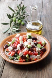 New study links 'Mediterranean diet' to a lower risk of heart attacks and strokes in heart patients