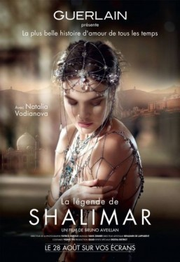 Natalia Vodianova stars as the princess in Guerlain's love story