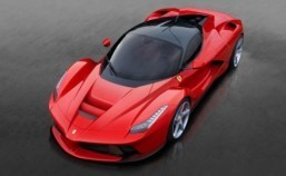 Ferrari confirms convertible LaFerrari