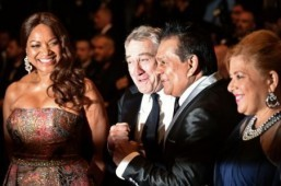 Honours for De Niro, tears from legendary boxer Duran in Cannes