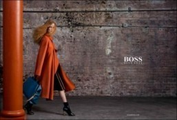 New images released for BOSS fall/winter collection