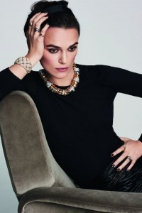 Keira Knightley to front Chanel's jewelry line