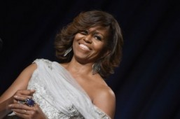Michelle Obama joins Snapchat and James Corden's Carpool Karaoke
