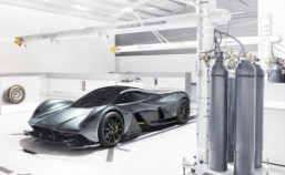 Get hyper excited about Aston Martin's new hypercar