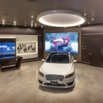 Lincoln looks to take the lead in luxury