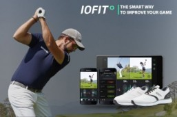 IOFIT pushes smart golf shoe to Kickstarter