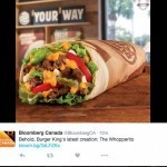 Burger King to release the 'Whopperito' nationwide across the US