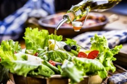 Improve your mind with a Mediterranean diet, says new study