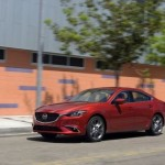 Mazda is not horsing around with its new Mazda6