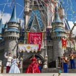 Disney World introduces first Latin-inspired princess Elena of Avalor to park visitors