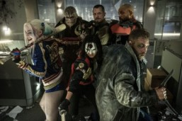 'Suicide Squad' stays alive, topping box office for a second week