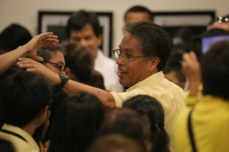 Probe report on PNP officials' meeting with Roxas staff out this week