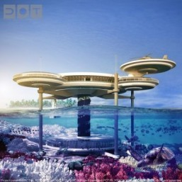Star Trek-like underwater hotel to open in Maldives