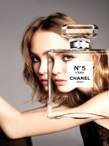 Chanel presents 'N°5 L'Eau' fragrance fronted by Lily-Rose Depp