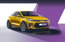 Kia to launch fourth-generation Rio in Paris