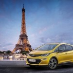 All-electric Opel set for Paris Motor Show premiere