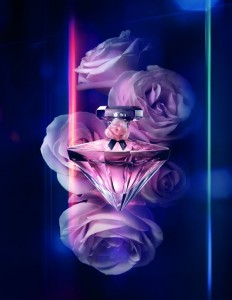 Lancôme explores a new side of its signature rose with 'La Nuit Trésor Caresse'