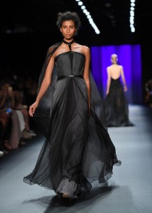 US designer with Iraqi roots stuns NY fashion week