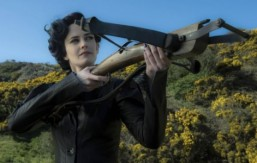 'Miss Peregrine' tops international weekend box office