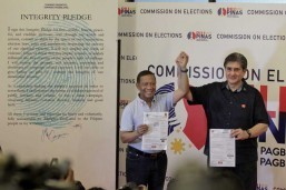 Honasan on VP bid: I was not forced to run