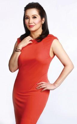 Kris to Duterte: One day mamahalin mo rin ako (with photo: 12kris.jpg)