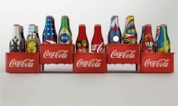 Coca-Cola's World Cup commemorative bottles for 2014 ©Coca-Cola