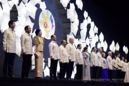 Duterte lauds ASEAN, international partners for Marawi aid