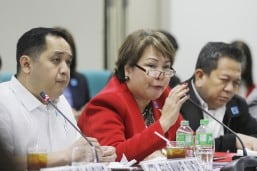 Sandra Cam tells GM Balutan: You don't own PCSO