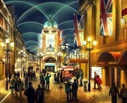 London Paramount Entertainment Resort ©London Resort Company Holdings