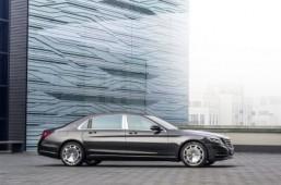 The Mercedes Maybach makes LA debut