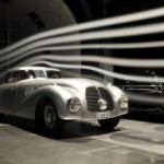Unique 1930s Mercedes-Benz 540K Streamliner to make its global debut at Pebble Beach
